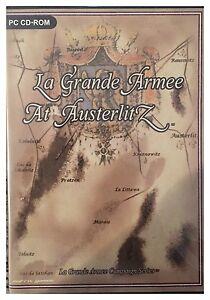La Grande Armee At Austerlitz Pc Brand New Sealed XP