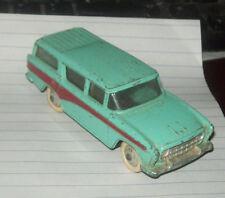 Dinky 1950s Luxury coach plus 173 Rambler station wagon