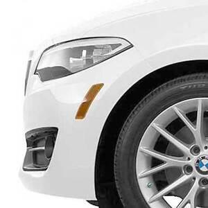 Genuine BMW 2-Series F22 F23 Front Left Bumper Reflector Amber Marker OEM 228i