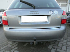 Stoßstange hinten Audi A4 B6 8E Avant ATLASGRAU LY7Q Stoßfänger grau PDC