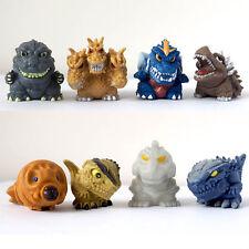 Bandai Small Capsule Toys Godzilla sofubi 1 SD Full set King Ghidorah Angilas