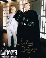 Dave Prowse HAND SIGNED Star Wars 12x8 Official Darth Vader Photograph In Person
