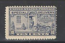 US Sc E12 Special Delivery MNH  CV $110