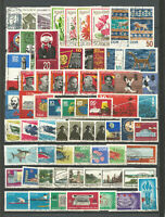DDR gestempelt 1966 kompletter Jahrgang gute Stempel mit allen Einzelmarken