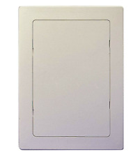 """6 PACK!!    Oatey 34055 Access Able Plastic Access Panel, 6""""x9"""", White"""