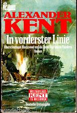 "Alexander Kent "" In parte anteriore LINEA Tenente colonnello Blackwood und die"
