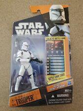 Star Wars Saga Legends Clone Trooper MOC Action Figure SL10 2010 Secret Weapons