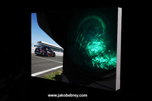 BTCC 2021 Colin Turkington Pitlane Motor Sport Canvas