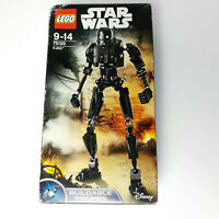LEGO 75120 Star Wars K-2SO Buildable Figure Brand New Retired Sealed
