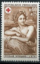 FRANCE TIMBRE NEUF N° 1619  **  CROIX ROUGE L ETE