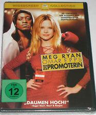 Die Promoterin - DVD/NEU/Sportfilm/boxen/Drama/Meg Ryan/Omar Epps
