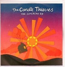 (AC66) The Candle Thieves, The Sunshine Song EP - DJ CD