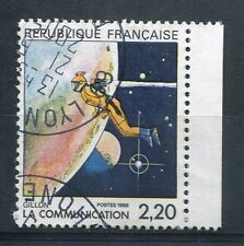 FRANCE 1988 timbre 2508, Communication en BD, oblitéré