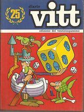DIARIO VITT - ANNO 1973/74 ed.brossurata-- NUOVO NON SCRITTO