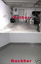 Garagen- und Werkstattbodenbeschichtung Epoxidharz kieselgrau 5kg ölbeständig