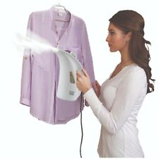 Clothes Steamer Fabric Garment Home Hand Held Portable Travel Compact Small