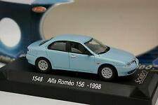 Solido 1/43 - Alfa Romeo 156 1998 Bleue 1548