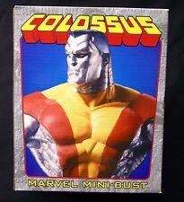 Colossus X-Men Bust Statue Bowen Designs Marvel Comics New 2005