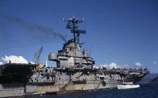 USS Shangri-La CV-38 TIE BAR CVA CVS US NAVY VETERAN GIFT CARRIER PIN UP WOW