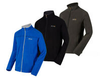Regatta Fairview Mens Mid Weight Warm Full Zip Fleece Jacket Seal Grey 3XL