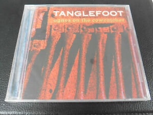 TANGLEFOOT - AGNES ON THE COWCATCHER - NEW / SEALED CD