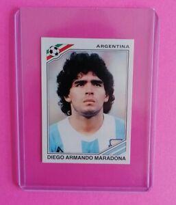 World Cup Story No.171 Diego Maradona Argentina 1986 Mexico World Cup Mint.