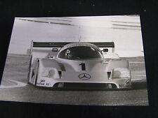 Photo Sauber Mercedes C11 1990 #1 Schlesser / Baldi World Sports Prototype (MBC)