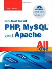 Sams Teach Yourself Php, MySql and Apache All in One (4th Edition) by Julie C. M