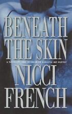 Beneath the Skin 2000 Nicci French Hardcover D/J 1st Edition 1st Printing