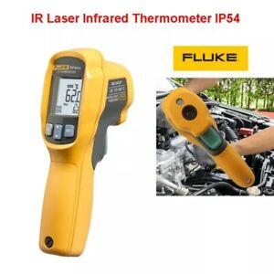Fluke 62 MAX Protable IR Infrared Thermometer IP54 Waterproofing High-precision.