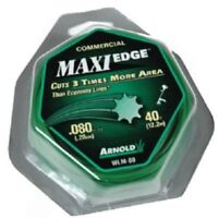 Arnold Trimline Maxi-Edge Residential Grade String Trimmer Line - .08-Inx40-Feet