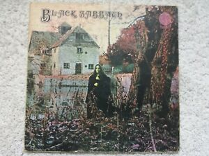 BLACK SABBATH - VO 6 847 903 VTY - 2Y//2 1Y*1 VINYL LP (TESTED EXCELLENT)