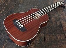 Kala Makala MK-FS UBass Ukulele Bass Fitted Aquila Strings