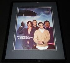 Rivers Cuomo Weezer 2002 Framed 11x14 Photo Display