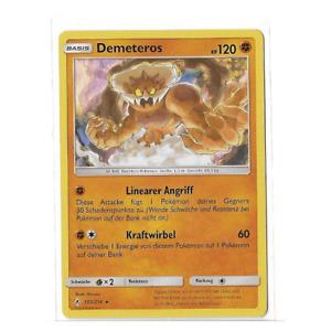 103/214 - Demeteros Holo - Pokemon Karte - Kräfte im Einklang - Deutsch