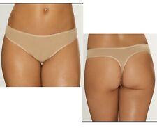 Calvin Klein Women Thong Underwear Panties Cotton  NWT