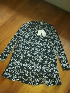 Miss Selfridge Dress Size 8 Petites New With Tags