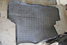 Volvo 960 wagon black cargo all weather tray OEM liner