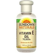Sundown Naturals, Vitamin E Oil, 70,000 Iu, (75 ml)