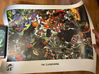 Transformers Botcon 2007 Exclusive The Classicverse Lithograph Art Prints For Sale