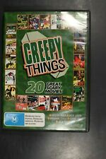 Creepy Things- 20 Great Scary Movies  - Pre-Owned (R4) (D327)
