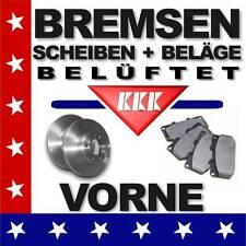 11a Bremsen vorne Bremsscheiben+Bremsbeläge 3er BMW E36 /Touring Kombi Cabrio