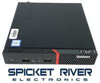 Lenovo ThinkCentre M900 2.80GHz Quad Core i7-6700T 500GB SSD 16GB RAM Win10Pro