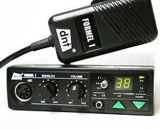 DNT Formel 1 CB Mobil Funkgerät  40 CH FM  4 Watt  neuwertig orig Zubehör + OVP