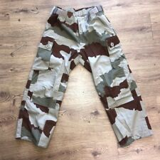 French Army Foreign Legion Felin Desert Daguet Sable T4 S2 Trousers -F1