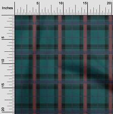 oneOone Tartan Check Decor Fabric Printed By The Meter-CH-1094A_1
