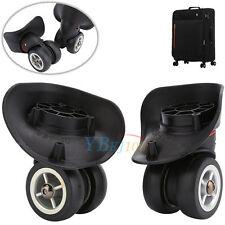 2x Ersatzrad Räder 360° Schwenkräder für Trolley Gepäckkoffer Koffer Reparatur