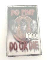 Do Or Die Po Pimp Cassette Tape Single Rap-A-Lot Noo Trybe Virgin 7243 8 38559 4