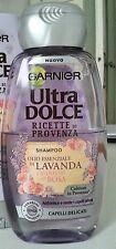 6 X Shampoo Garnier Ultra Dolce Olio Essenziale Di Lavanda Prezzo Super Scontato