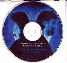 """SARAH BRIGHTMAN & ANDREA BOCELLI """"TIME TO SAY GOODBYE"""""""